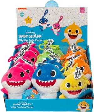Baby Shark Plush Key Chain