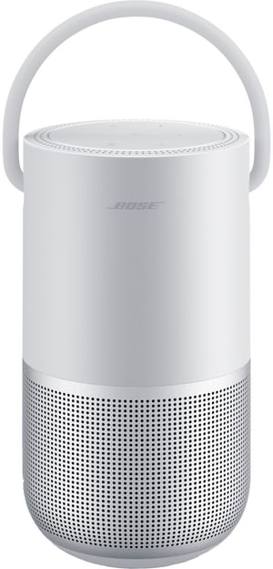 Portable Home Speaker - Silber