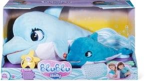 Blu Blu + Holly
