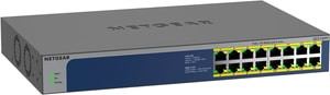 GS516PP-100EUS 16-Port Gigabit PoE+ unmanaged Switch