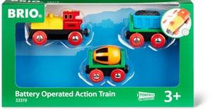 Train de marchandise avec lumière (FSC®)