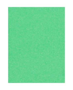 Caoutchouc mousse 30 x 40 cm, vert clair