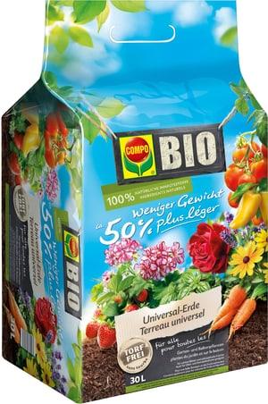 Bio terreau universel 50% plus leger sans tourbe, 30 L