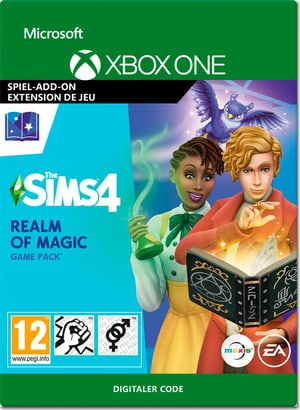 Xbox One - The Sims 4 Realm of Magic