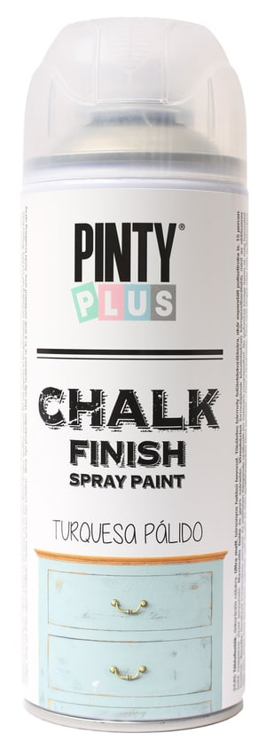Chalk Paint Spray Pale Turquoise