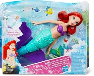 Avventure acquatiche con Arielle Princess