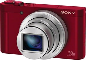 DSC-WX500R rot, 18.2 MP 30x opt. Zo