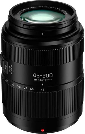 Lumix G 45-200mm F4.0-5.6
