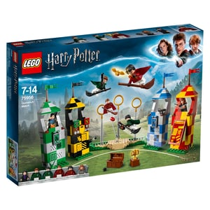 Harry Potter 75956 Quidditch™ Match