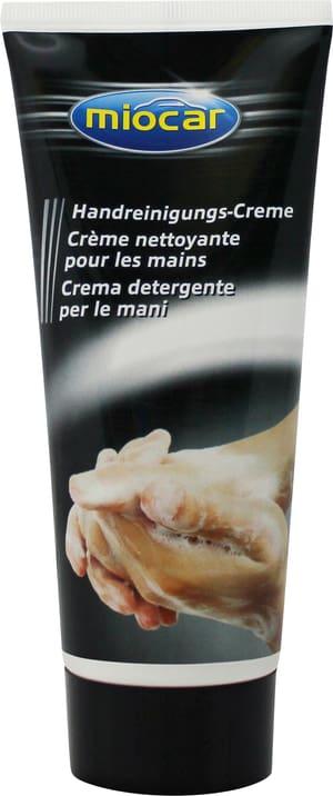 Crema detergente per le mani