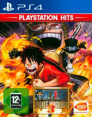 PS4 - PlayStation Hits: One Piece Pirate Warriors 3 D