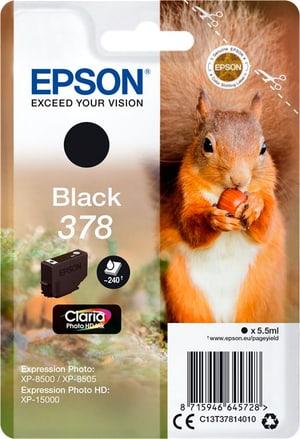 Tintenpatrone 378 schwarz