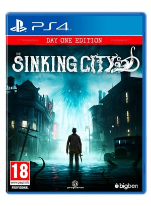 PS4 - The Sinking City - Limited Day One Edition D/F