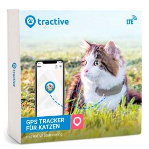 GPS Tracker für Katzen mit Aktivitätstracking und neuester LTE Technologie