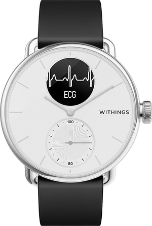 Scanwatch 38mm/White