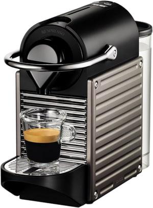 Nespresso Pixie Electric Titan XN304T