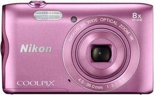 Nikon Coolpix A300 Kompaktkamera pink