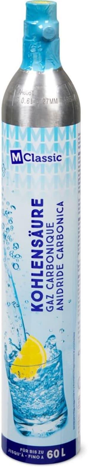 Recharge bouteille CO2 60l