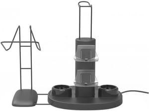 Base de recharge noir pour PS4