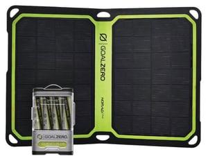 GoalZero Powerbank Guide 10 inkl. Solarpanel