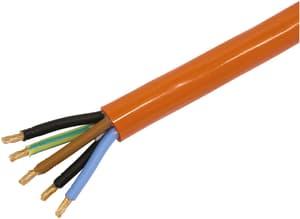 ROFLEX Kabel 5 x 6 mm²
