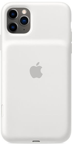 iPhone 11 Pro Max Smart Battery Case White