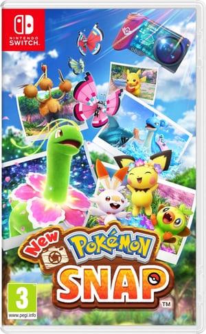 NSW - New Pokémon Snap