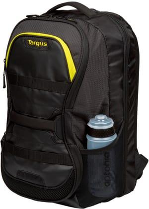 Fitness Backpack noir / jaune