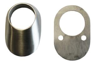 RZ 8 mm, oval