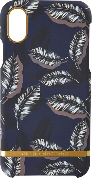 Case Botanical Leaves