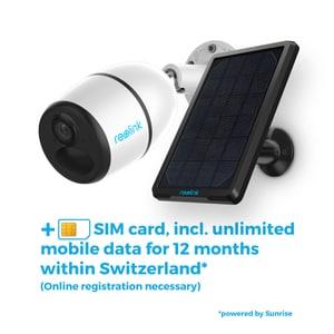 GO 4G inkl. Solarpanel & SIM-Karte