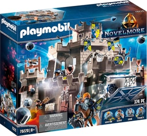 PLAYMOBIL 70220 Grosse Burg von Novelmore