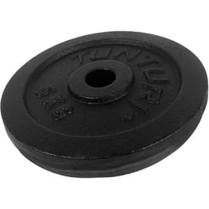 Gusseisen 5 kg Gewichtscheibe 30 mm
