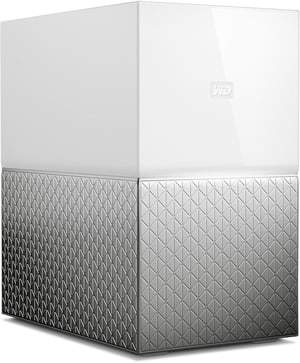 My Cloud Home Duo 6TB