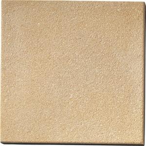 Gehwegplatten gestrahlt ocker 50 x 50 cm
