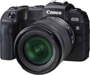 Canon EOS RP + RF 24–105mm IS STM
