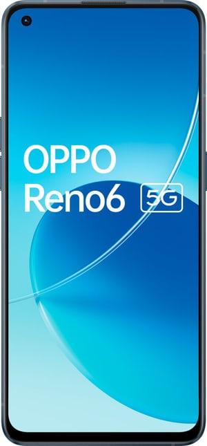 Reno 6 128GB Stellar Black