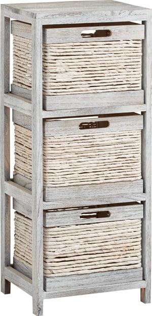 Badmöbel mit 3 Schubladen