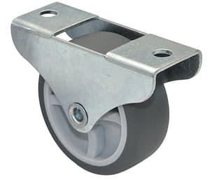 Möbel-Bockrolle D50 mm
