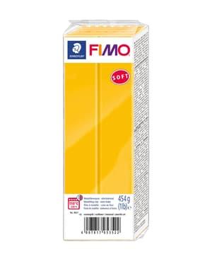FIMO Soft Grossblock sonnengelb