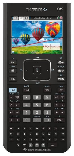 Texas Instruments Nspire CX CAS DE/FR Ca