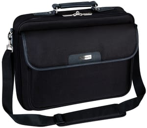 "Notepac Clamshell Sacoche pour ordinateur portable 15,6"" - Nero"