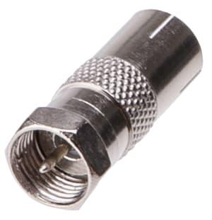 Adaptateur-SAT fiche-F/prise d'antenne