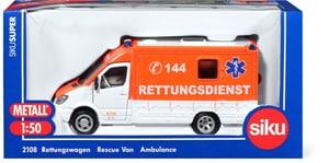 Ambulanza 144 1:50