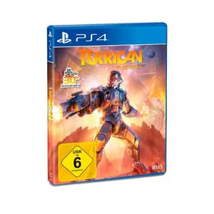 PS4 - Turrican Flashback D
