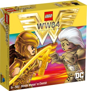DC Universe Super Heroes™ Wonder Woman™ vs Cheetah 76157