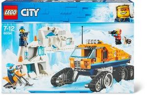 Lego City Le véhicule à chenilles d'exploration 60194