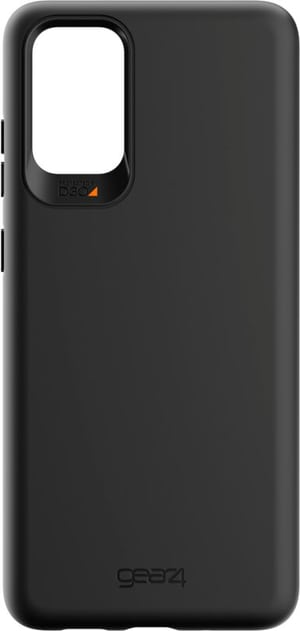 Back Cover black