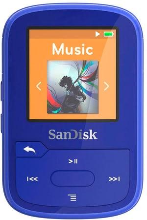 Clip Sport Plus 16GB - Blau