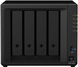 DiskStation DS418play NAS logement vide
